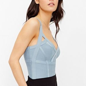 Urban Outfitters Tops - Silence & Noise Silence Noise Bodycon Cropped Tank